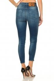 ELISABETTA FRANCHI |  Skinny jeans Paradiso | blue  | Picture 5
