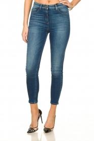 ELISABETTA FRANCHI |  Skinny jeans Paradiso | blue  | Picture 2