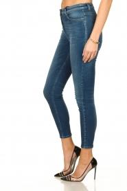 ELISABETTA FRANCHI |  Skinny jeans Paradiso | blue  | Picture 4