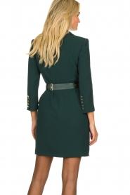 ELISABETTA FRANCHI    Blazer dress Sonia   green    Picture 5