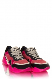 ELISABETTA FRANCHI |  Chunky sneaker Gelato | pink  | Picture 3