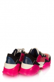 ELISABETTA FRANCHI |  Chunky sneaker Gelato | pink  | Picture 4