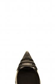 ELISABETTA FRANCHI |  Transparent pumps Punto | black  | Picture 5