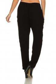 IRO |  Pants with metallic details Egini | black  | Picture 5