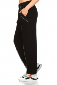 IRO |  Pants with metallic details Egini | black  | Picture 5