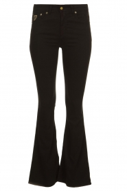 Lois Jeans |  L32 - Flared jeans Lea Soft Teal| black   | Picture 1