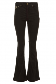 Lois Jeans |  L34 - Flared jeans Lea Soft Teal | black  | Picture 1