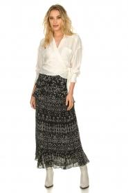 IRO    Wrap blouse Emain   naturel    Picture 2