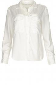 Bella Dahl |  Classic blouse Miria | white  | Picture 1