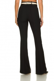 ELISABETTA FRANCHI | Flared trousers Loes | black  | Picture 5