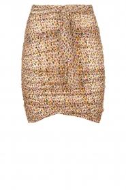 ba&sh |  Skirt with silk Dina |  naturel  | Picture 1
