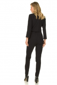 D-ETOILES CASIOPE |  Jumpsuit with belt Sienna | black  | Picture 6