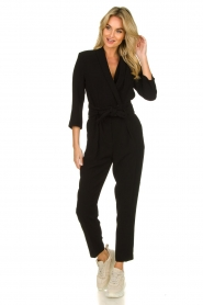ba&sh |  Jumpsuit Gaia | black  | Picture 2