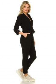 ba&sh |  Jumpsuit Gaia | black  | Picture 4