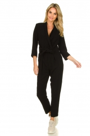 ba&sh |  Jumpsuit Gaia | black  | Picture 3