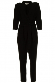ba&sh |  Jumpsuit Gaia | black  | Picture 1