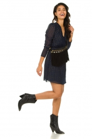 Toral :  Leather boots with metal cap Elisio | black - img2