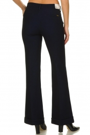 Lois Jeans |  L32 Trousers Silvia | dark blue  | Picture 5