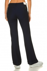 Lois Jeans |  L32 Trousers Silvia | dark blue  | Picture 6