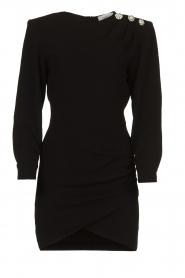 ba&sh |  Dress with button details Sloane | black  | Picture 1