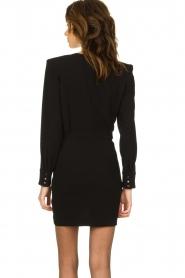 ba&sh |  Dress with button details Sloane | black  | Picture 6