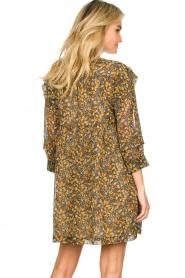 ba&sh |  Printed dress Sandra | brown   | Picture 6