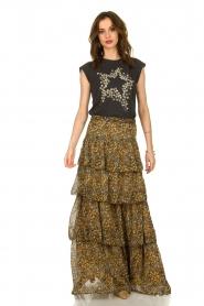 ba&sh |  Printed skirt | brown  | Picture 6