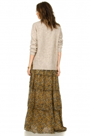 ba&sh |  Printed skirt | brown  | Picture 5