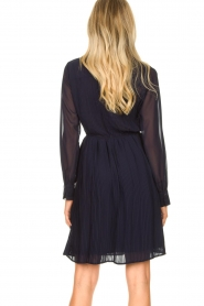Freebird | Dress with pleads Caily | blue  | Picture 6