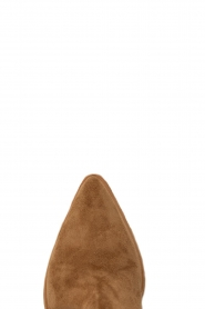 ba&sh |  Suede boots Cowby | sand  | Picture 7