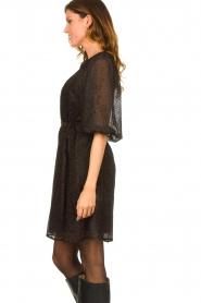 Freebird |  Print dress Anou | black  | Picture 5