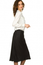 Set |  Blouse with pockets Evi | white   | Picture 5