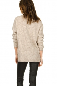 Set |  Sweater with high neck Josie | brown  | Picture 6