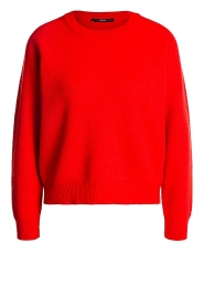 Set |  Knitted sweater Penelope | red  | Picture 1