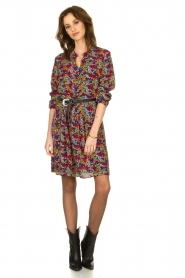 Set |  Dress with floral print Flowerbomb | print  | Picture 3