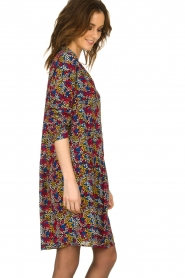 Set |  Dress with floral print Flowerbomb | print  | Picture 4