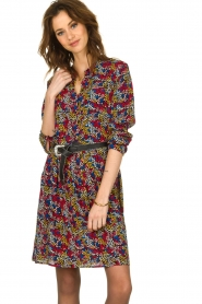 Set |  Dress with floral print Flowerbomb | print  | Picture 2