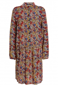 Set |  Dress with floral print Flowerbomb | print  | Picture 1