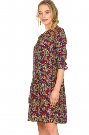 Set |  Dress with floral print Flowerbomb | print  | Picture 5