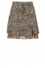 Set |  Leopard printed skirt Tigra | animal print  | Picture 1