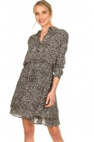 Set |  Leopard printed skirt Tigra | animal print  | Picture 4