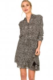 Set |  Leopard printed skirt Tigra | animal print  | Picture 2