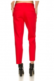 Set |  Classic trousers Lisa | red  | Picture 4