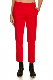 Set |  Classic trousers Lisa | red  | Picture 2