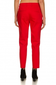 Set |  Classic trousers Lisa | red  | Picture 5