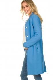 Set |  Coat Hannah | blue  | Picture 6