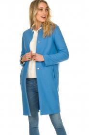 Set |  Coat Hannah | blue  | Picture 4
