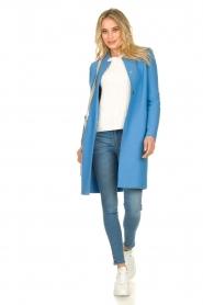 Set |  Coat Hannah | blue  | Picture 3