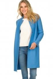 Set |  Coat Hannah | blue  | Picture 2