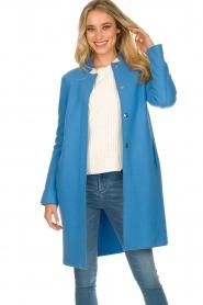 Set |  Coat Hannah | blue  | Picture 5